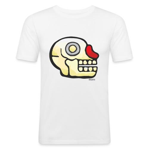 Aztec Icon Death - Men's Slim Fit T-Shirt