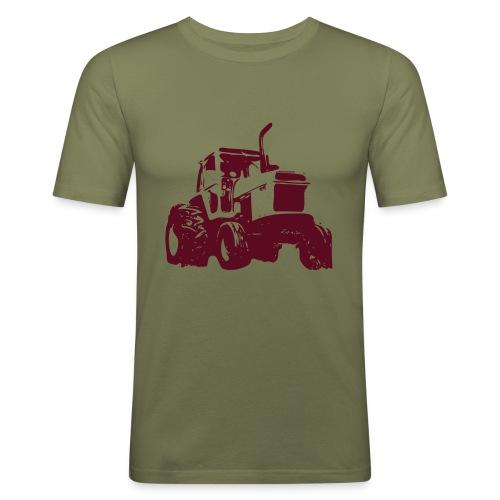 Case1 - Men's Slim Fit T-Shirt