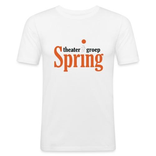 T-shirt met logo Theatergroep Spring | Unisex - Mannen slim fit T-shirt