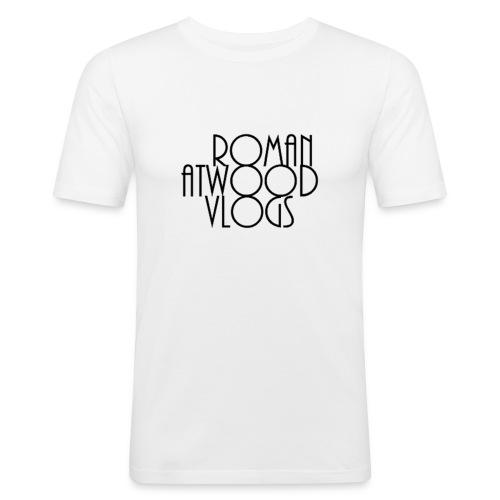 Roman Atwood Merch - Men's Slim Fit T-Shirt