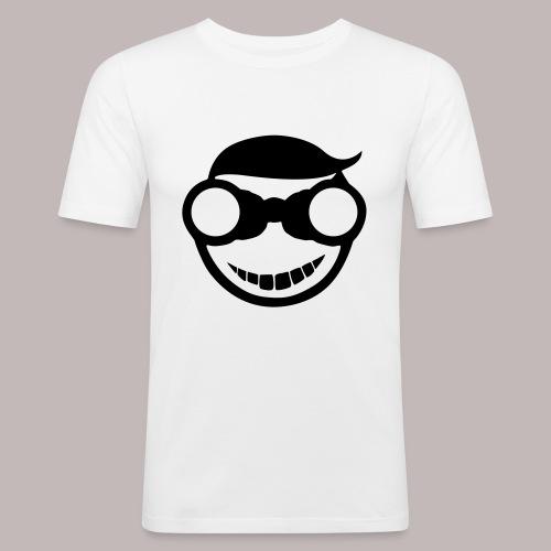 Peeper Donald - Männer Slim Fit T-Shirt
