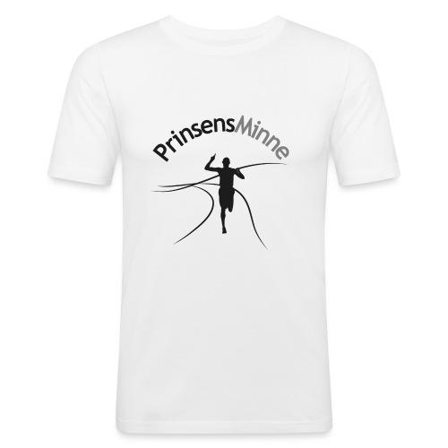 PrinsensMinne logga - Slim Fit T-shirt herr