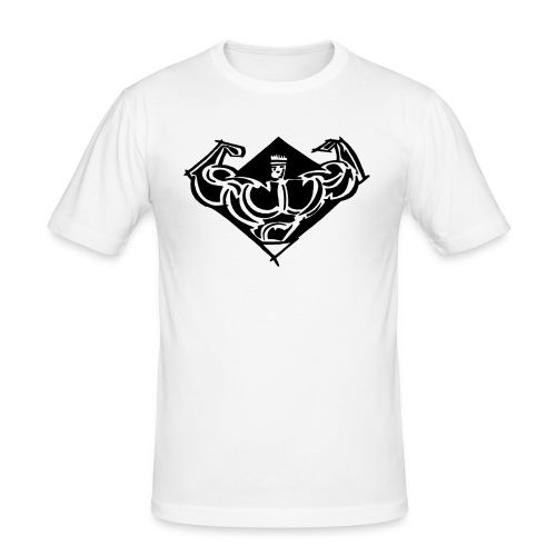 Comet Gym Icon - Slim Fit T-shirt herr