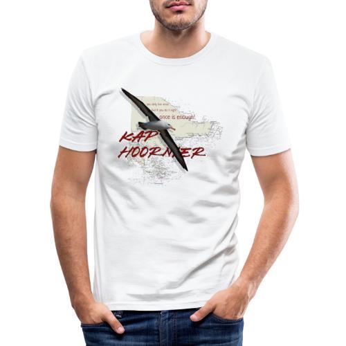 caphoornier - Männer Slim Fit T-Shirt
