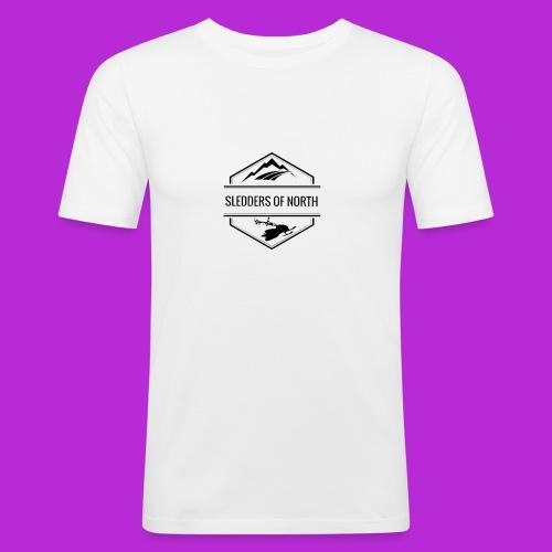 Water bottle - Men's Slim Fit T-Shirt