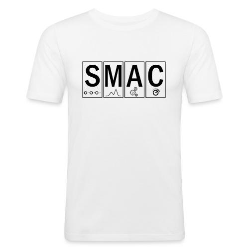 SMAC3_large - Men's Slim Fit T-Shirt
