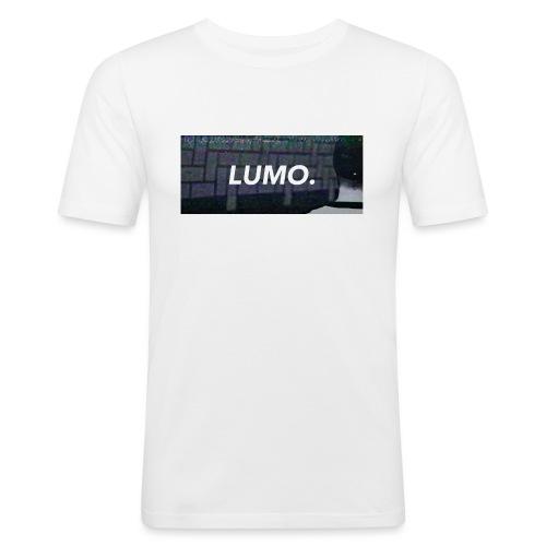 Lumo Label - Männer Slim Fit T-Shirt