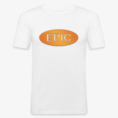 EpicShirt - Slim Fit T-shirt herr