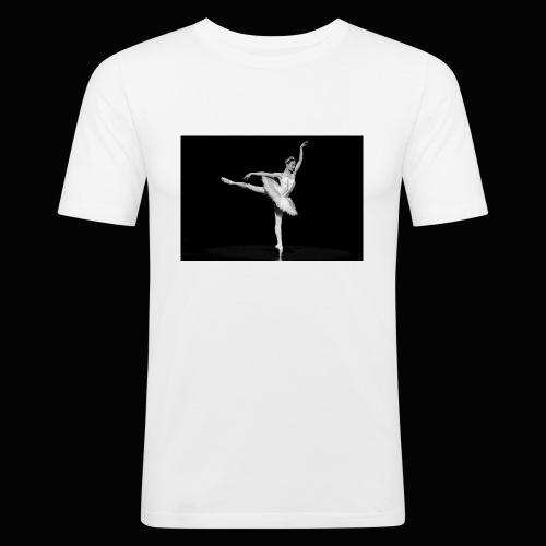 Royal Danish Warrior - Herre Slim Fit T-Shirt
