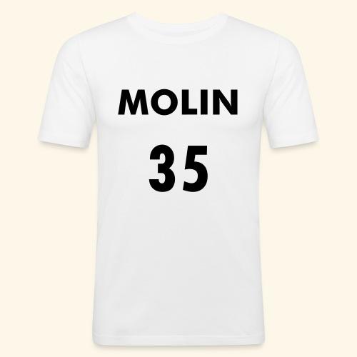 MOLIN 35 - Slim Fit T-shirt herr