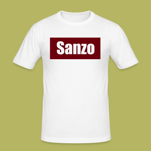 Sanzo - Mannen slim fit T-shirt