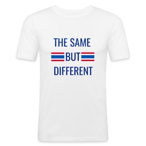 Logopit 1522713240260 1 - T-shirt près du corps Homme