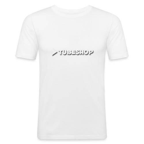 Tube shirt - Mannen slim fit T-shirt