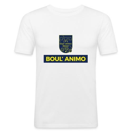 Boule Animo - Mannen slim fit T-shirt
