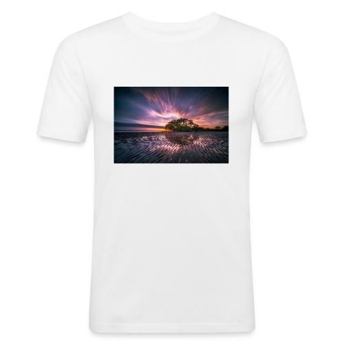 Fin bild - Slim Fit T-shirt herr