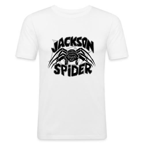 jackson spreadshirt - Männer Slim Fit T-Shirt