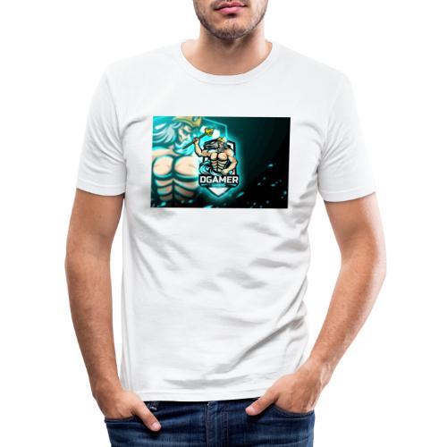 8251831F EA3A 4726 A475 A5510CDECB5A - Slim Fit T-shirt herr