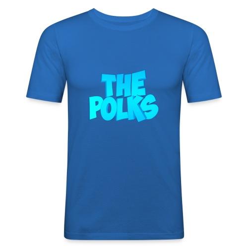 THEPolks - Camiseta ajustada hombre