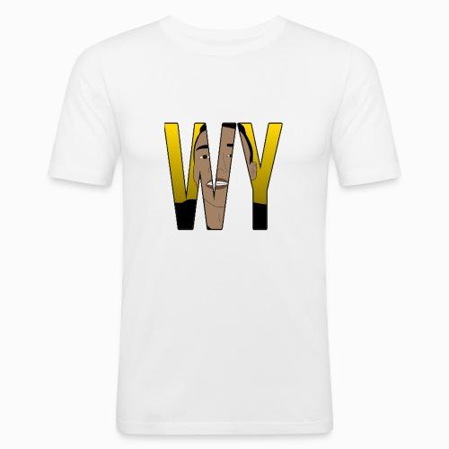 WaaromYannick Regular T-Shirt - WY - Mannen slim fit T-shirt