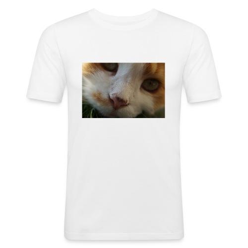 Peek-a-boo - Slim Fit T-shirt herr