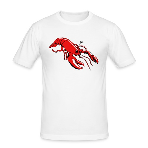 Lobster - Men's Slim Fit T-Shirt