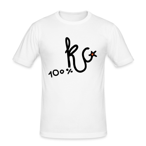 100%KC - slim fit T-shirt