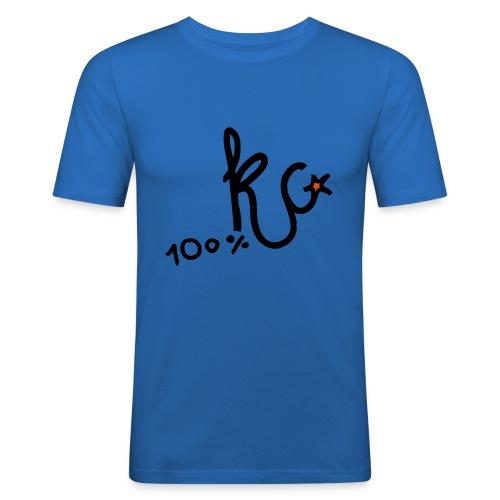 100%KC - slim fit T-shirt