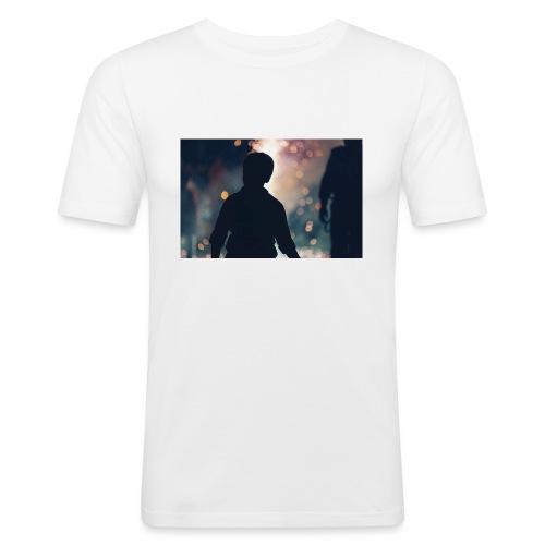 Into the unknown t-shirt - Maglietta aderente da uomo