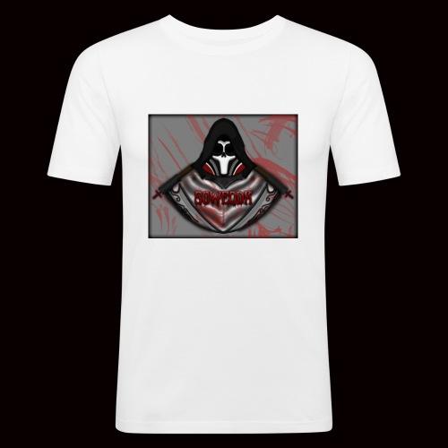 SoWeQDK Reaper ! - Herre Slim Fit T-Shirt