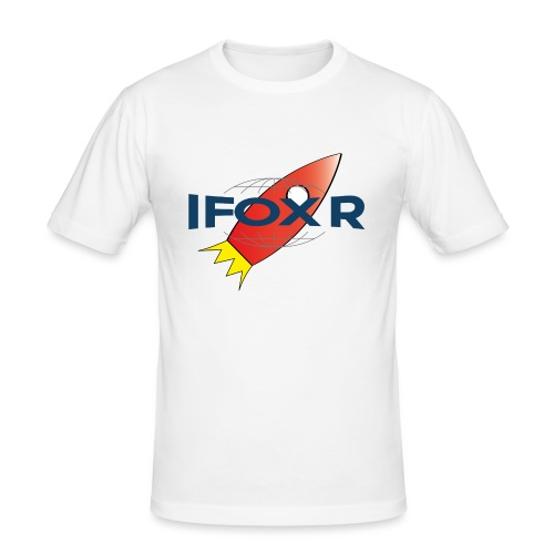 IFOX ROCKET - Slim Fit T-shirt herr