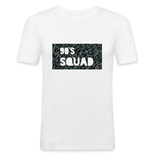 90's SQUAD - Men's Slim Fit T-Shirt