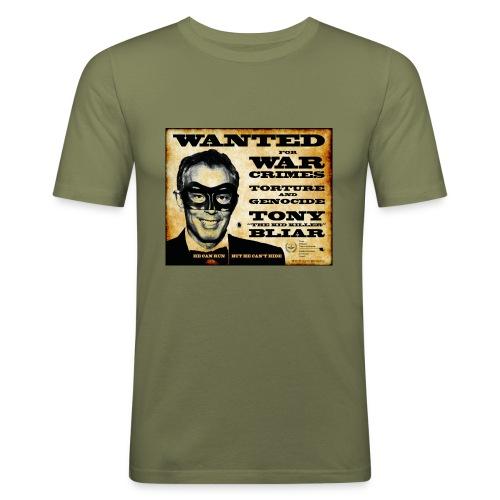 Wanted - Men's Slim Fit T-Shirt