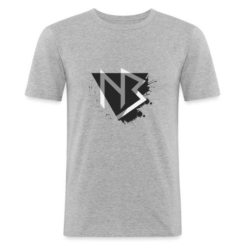T-shirt NiKyBoX - Maglietta aderente da uomo