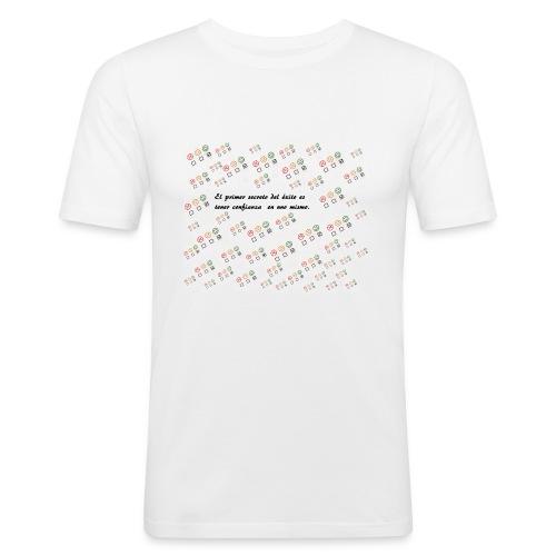 cARETUS_1-jpg - Camiseta ajustada hombre