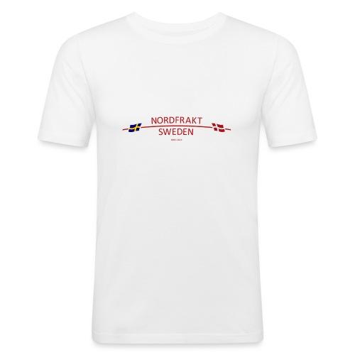 NordFrakt SWEDEN - Slim Fit T-shirt herr