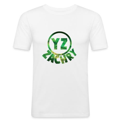YZ-pet - Mannen slim fit T-shirt