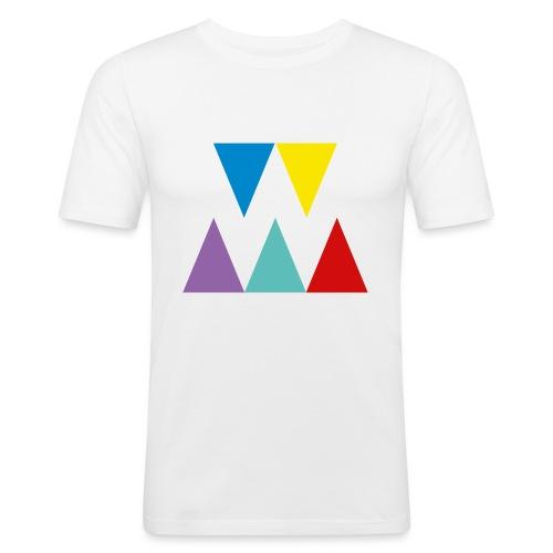 Logo We are les filles - T-shirt près du corps Homme
