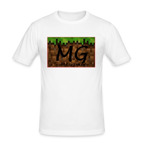 mr.gamer - Männer Slim Fit T-Shirt