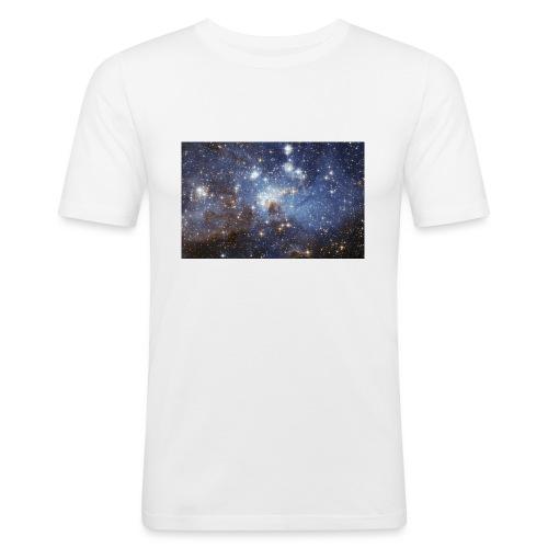 Starsinthesky - Men's Slim Fit T-Shirt