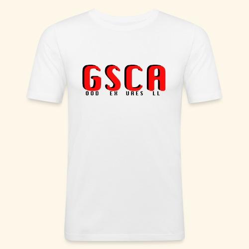 GSCA - Maglietta aderente da uomo