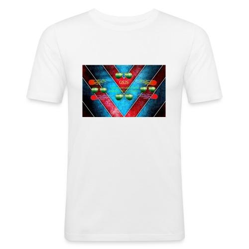 t-shirt voor jongens En meisjes - Mannen slim fit T-shirt