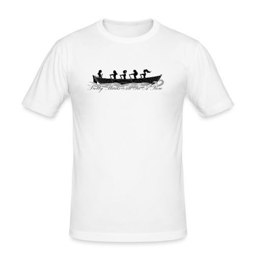 pretty maids all in a row - Men's Slim Fit T-Shirt