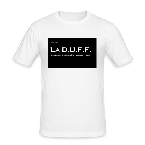 Je Suis... La D.U.F.F. - slim fit T-shirt