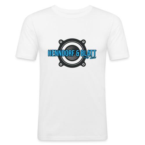 Henndorf & Blatt Kollektion - Männer Slim Fit T-Shirt