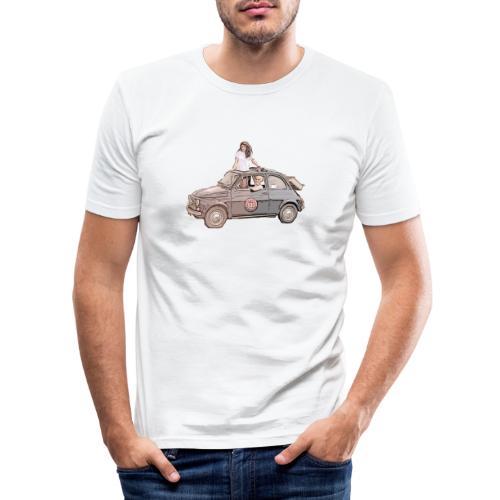 Ma Titine 500 - T-shirt près du corps Homme