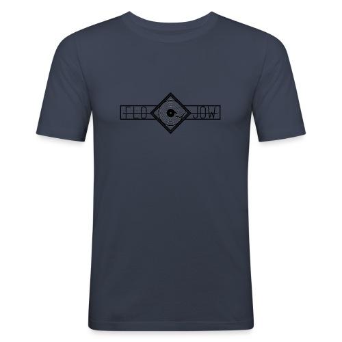 Swinnen stinkt Een beetje - Mannen slim fit T-shirt