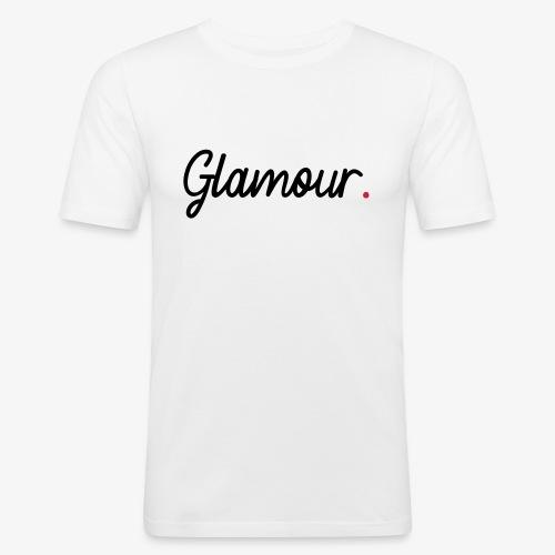 Glamour. - T-shirt près du corps Homme