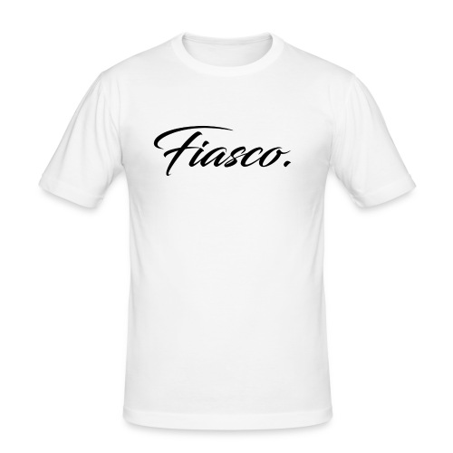 Fiasco. - slim fit T-shirt