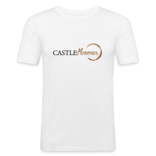 Castle Memories - Maglietta aderente da uomo