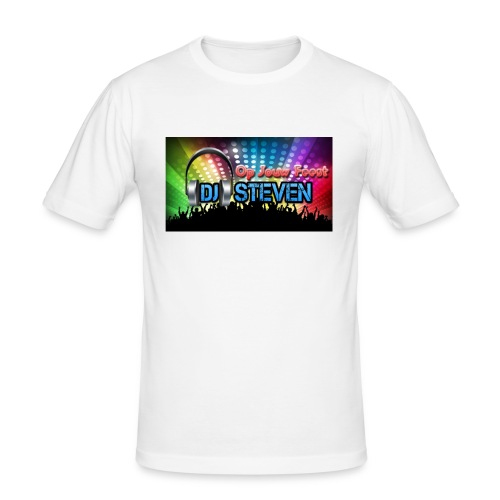 DJSteven - slim fit T-shirt